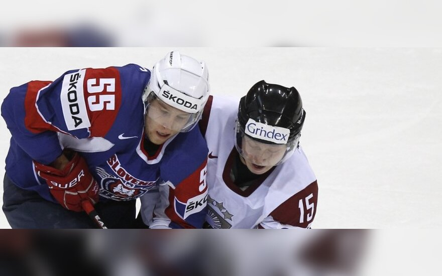 Pasaulio ledo ritulio čempionate – latvių nesėkmė ir nelengva rusų pergalė
