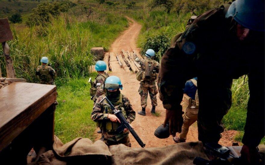 Jungtinių Tautų taikdariai Konge