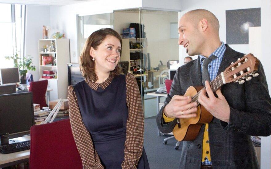 Jurgis ir Erica Didžiuliai