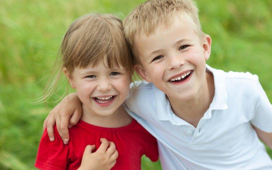 Kodėl reikia ugdyti emocinį vaikų intelektą?