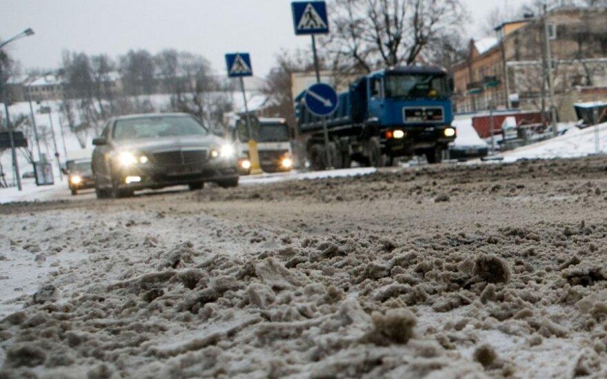 Klimatologai sako, kad laukia permaininga žiema