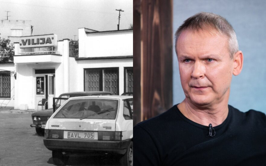 Ligitas Kernagis papasakojo apie patirtį daktarų mafijos restorane/ Foto: delfi