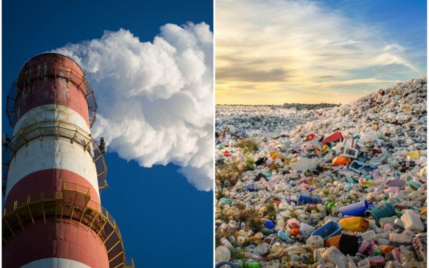 Atliekų deginimas