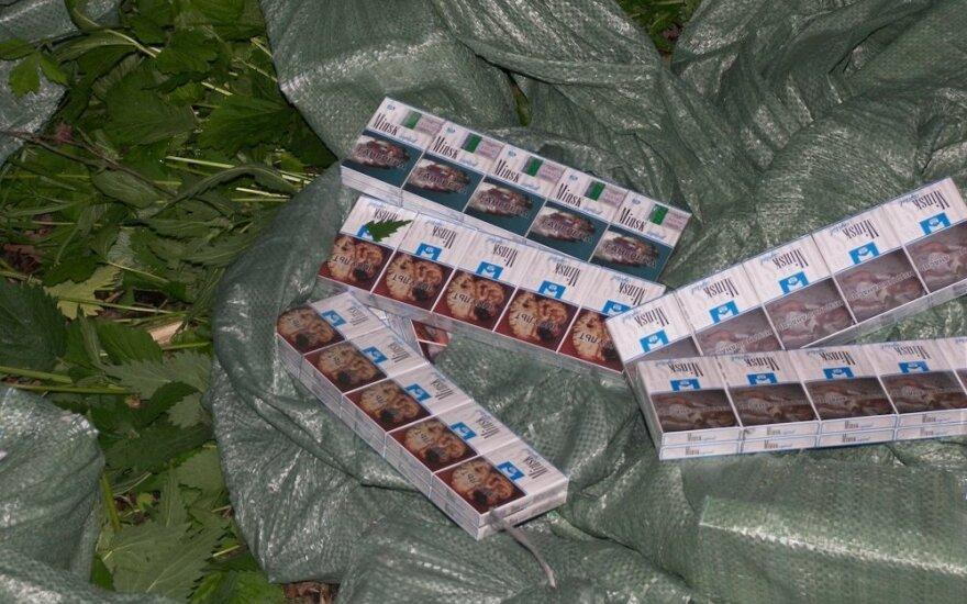 Teisėjai suabejojo, ar tikrai už konfiskuotas kontrabandines prekes nereikia mokėti mokesčių
