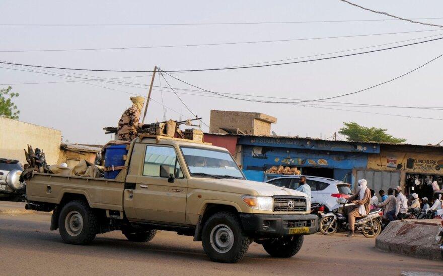 Čade minų lauke žuvo 8 aukso kasėjai