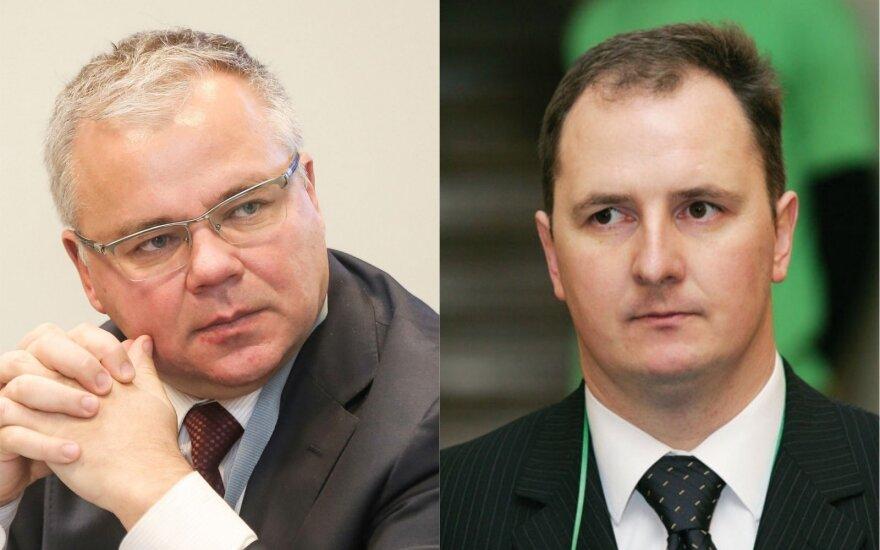 Aleksandras Spruogis, Rolandas Masilevičius