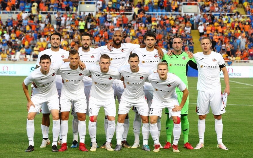 "UEFA Čempionų lyga: APOEL – ""Sūduva"