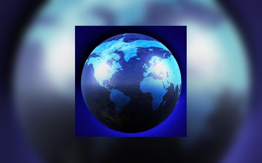 Žemė, pasaulis