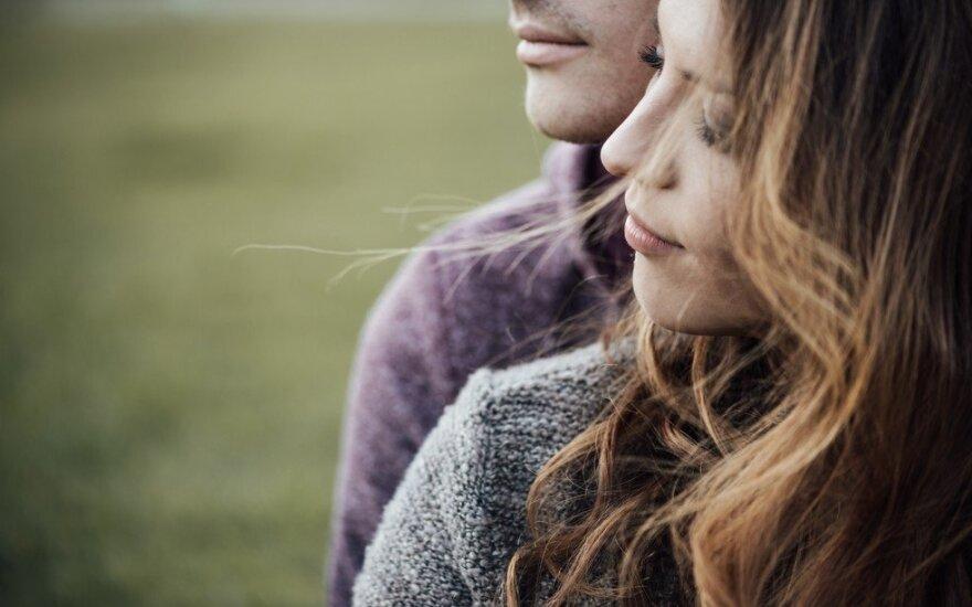 Poros pataria, kaip išsaugoti artumą ir intymumą