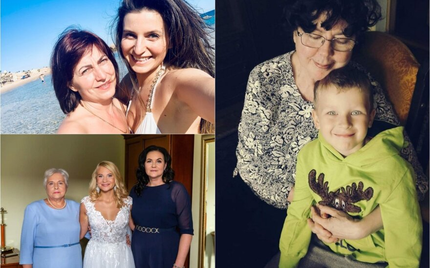 Myliu tave, mama: nauji gražiausi skaitytojų sveikinimai mamoms