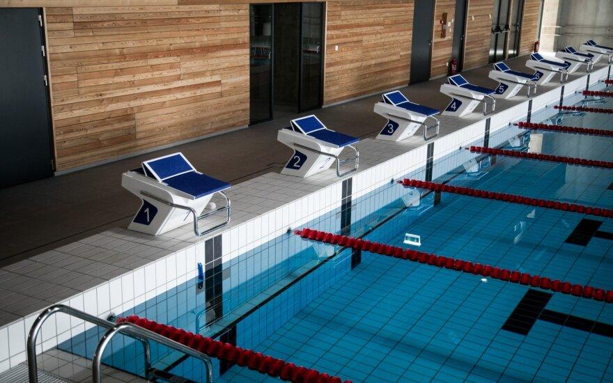 Paskutinę metų dieną Vilniuje bus atidarytas Fabijoniškių baseinas