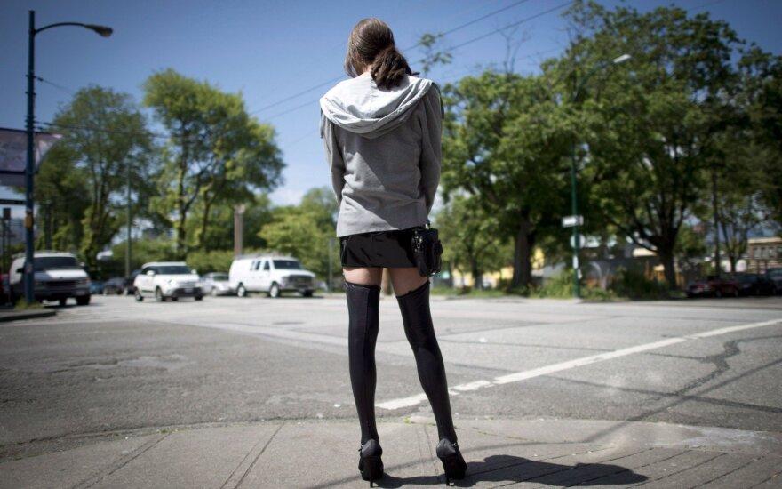 Ispanijos teismas pripažino neteisėta sekso darbuotojų profesinę sąjungą
