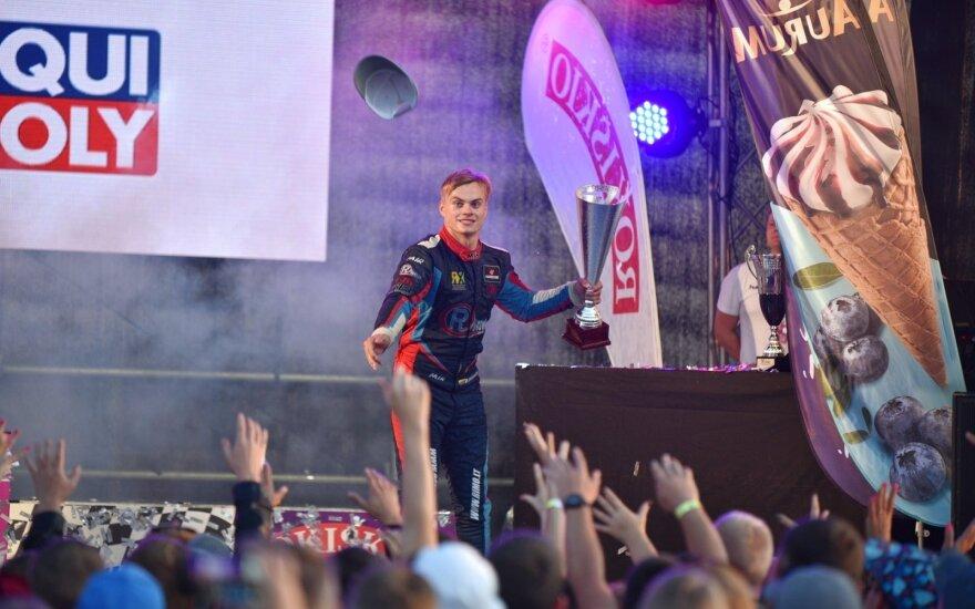 """Nokker Racing Team"" 1006 km lenktynėse Palangoje"