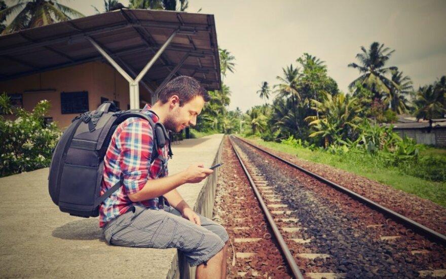 Kelionių ekspertas: kaip keliauti pigiai ir kada permokate