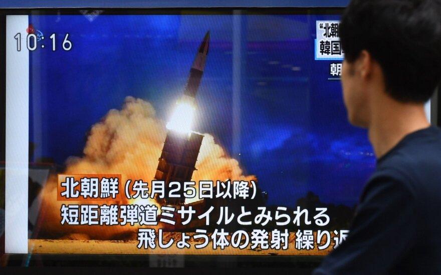Pchenjanas: JAV siūlo Šiaurės Korėjai branduolines derybas
