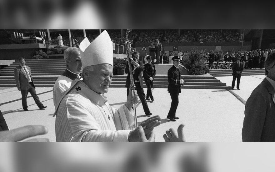 Du popiežiai, kurie padėjo Lietuvai