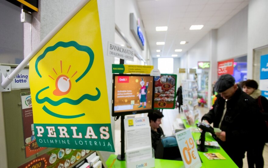 """""""Olifėja"""": loterijos nėra azartiniai lošimai"""