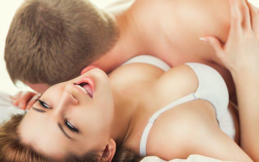 Gudrybė, kuri gali padėti patirti daugiau orgazmų