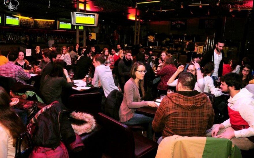 Pirmoji užsienio studentų savaitė Lietuvoje