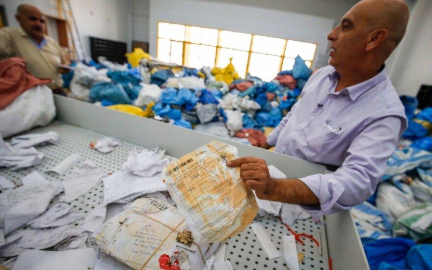 Palestiniečių laiškai