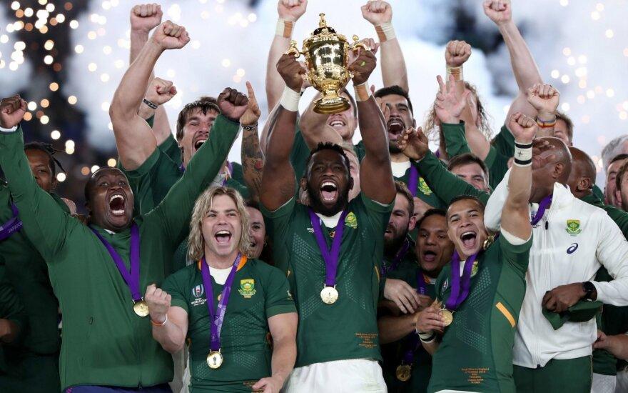 PAR regbininkai laimėjo pasaulio čempionatą
