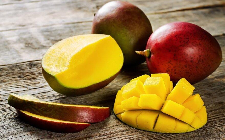 Vaisius, apsaugantis nuo nutukimo ir gerinantis virškinimą
