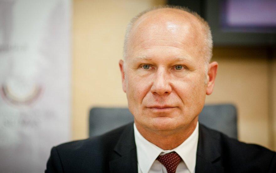 Deputy Social Security and Labour Minister Algirdas Šešelgis