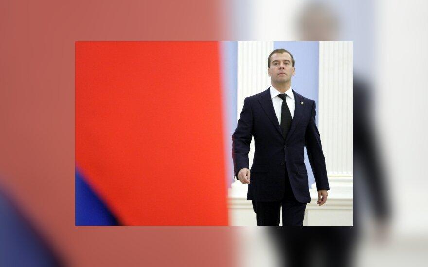 EP vadovas pareikalavo D.Medvedevo atsakomybės, aiškinantis žurnalisto užpuolimą