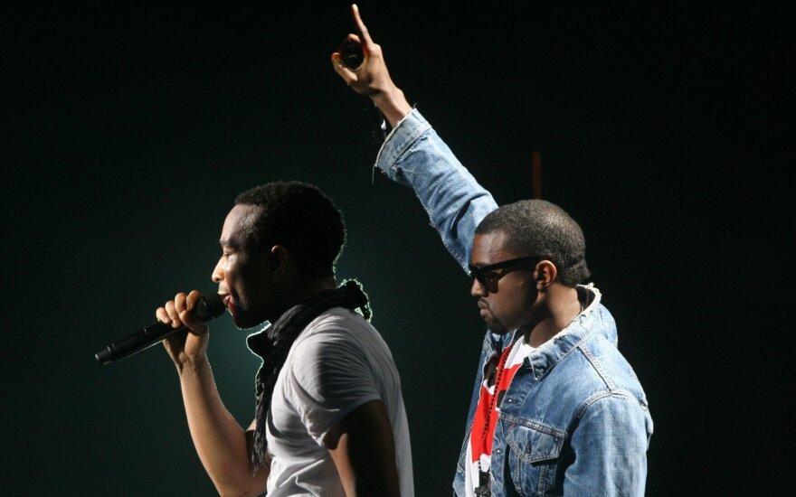 Kanye Westas ir Johnas Legendas