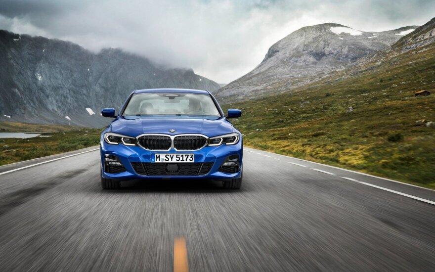 2019-ųjų 3 serijos BMW