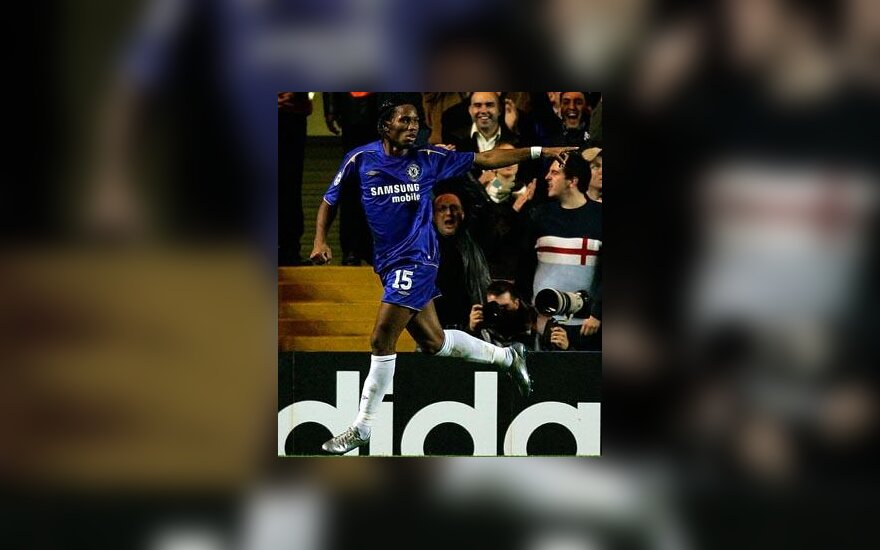 "Didier Drogba (""Chelsea"")"