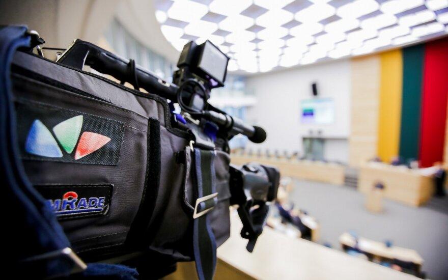 Bako iniciatyvai nepritariantis Pranckietis nemato pagrindo atimti licenciją LNK