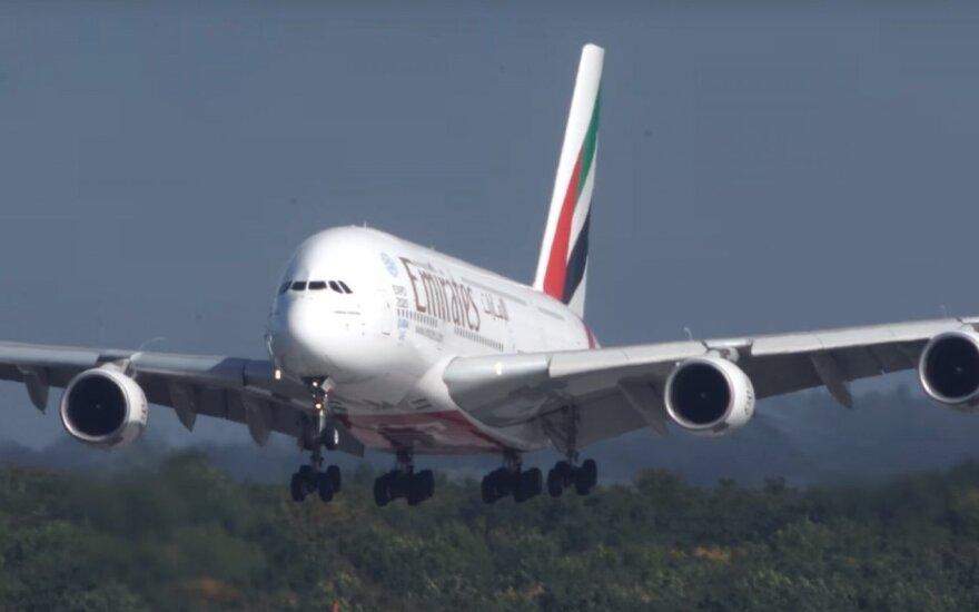 """""""Airbus"""" Europoje atleis per 3700 žmonių"""