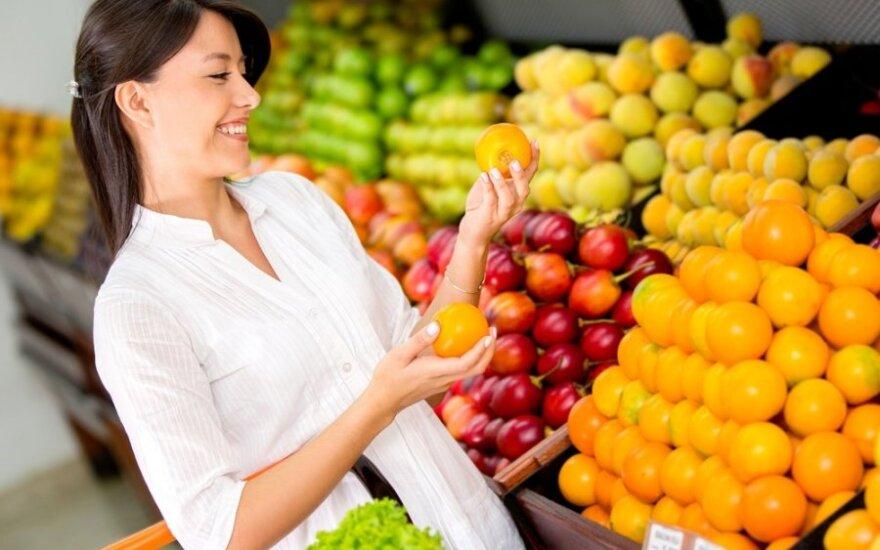 4 naudingiausi žiemos vaisiai