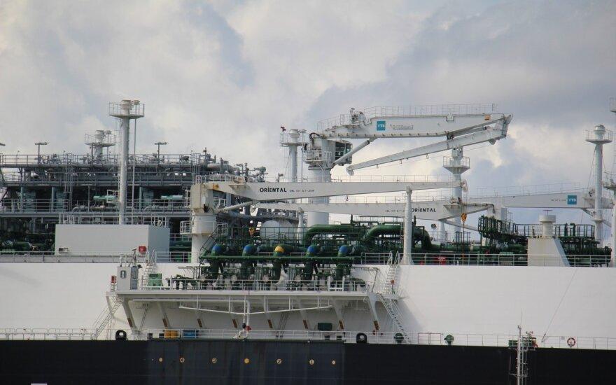 SGD laivo likimas: ar jis išplauks iš Klaipėdos?