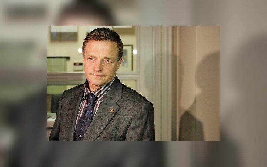 Kultūros viceministras atleistas kaip praradęs R.Vilkaičio pasitikėjimą