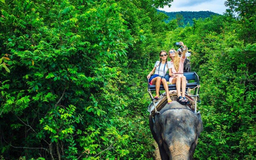 Etiketo taisyklės Tailande, kurių privalu laikytis turistams
