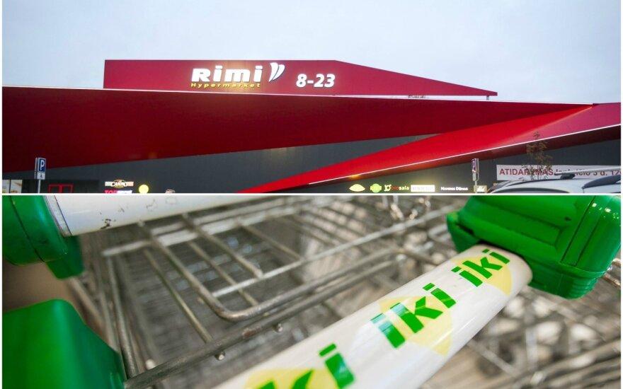 """""""Rimi"""" ir """"Iki"""" susijungimo detalės: kaip tai gali paveikti kainas?"""