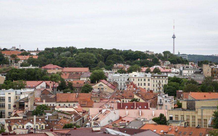 Lietuviai žavėjosi Vilniaus senamiesčiu, kultūra ir istorija
