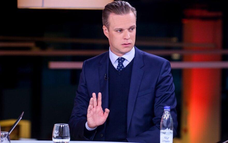 Gabrielius Landsbergis: EP rinkimų rezultatai gali būti labai įdomūs