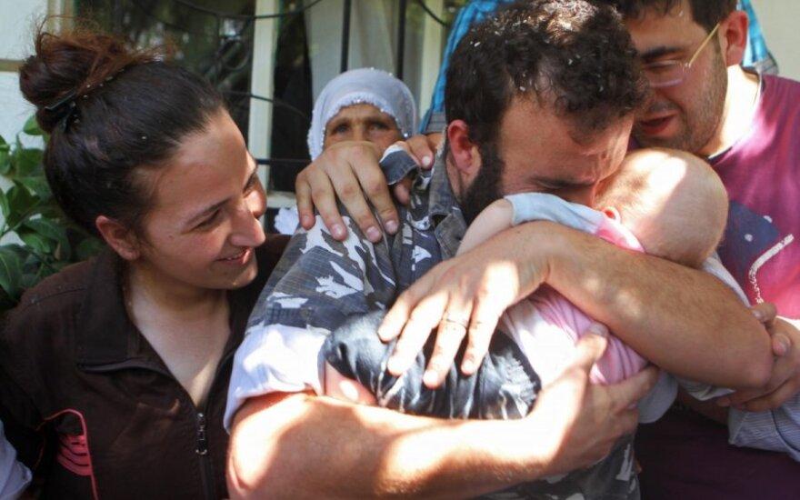 Žudynes išgyvenęs vyras: tai buvo trys dienos pragaro