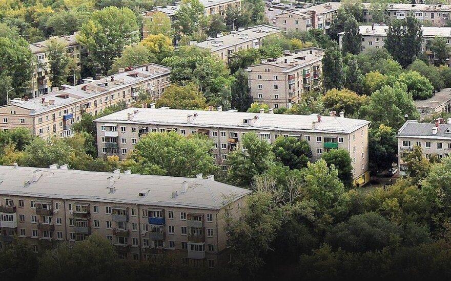 Klaipėdoje planuojami didelio masto teritorijos tvarkymo darbai: atnaujins seną kvartalą