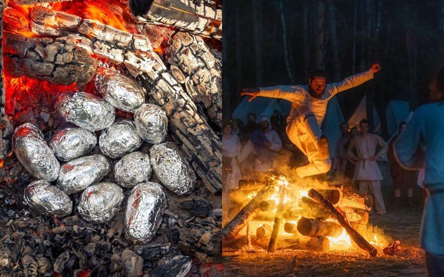 Joninių tradicijos – populiariausias šios nakties valgis, kurį mėgo dar mūsų protėviai, ir šiuolaikiniai patiekalai