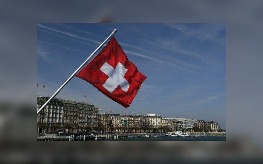 Šveicarija atsiėmė paraišką dėl narystės ES