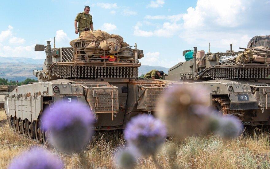 Rusija: didėja realios karinės konfrontacijos grėsmė
