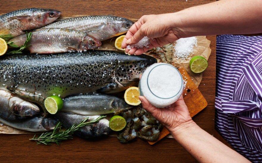 Geriausi visų laikų maisto ruošimo patarimai: ar žinote, kaip į keptuvę pilti aliejų?
