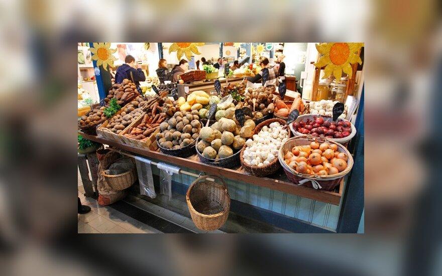 Specialistė: vartotojai neturėtų baimintis dėl nitratų maisto produktuose