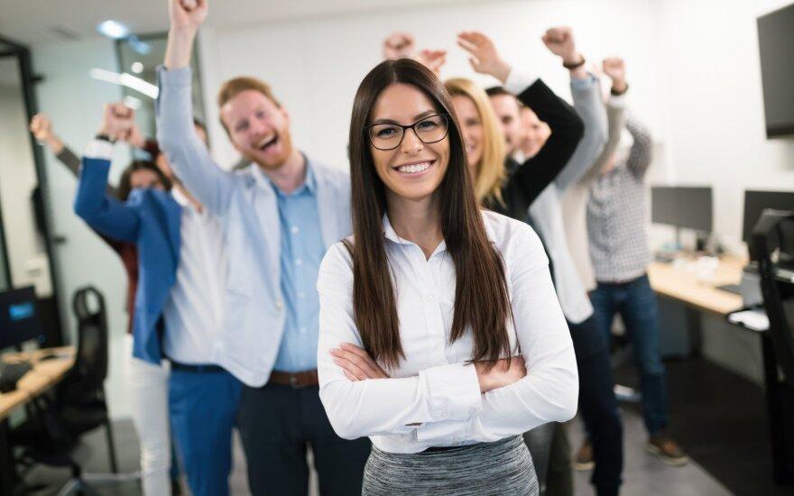 Sėkmingais vadovais negimstama – kokių savybių prireiks naujosios kartos lyderiams