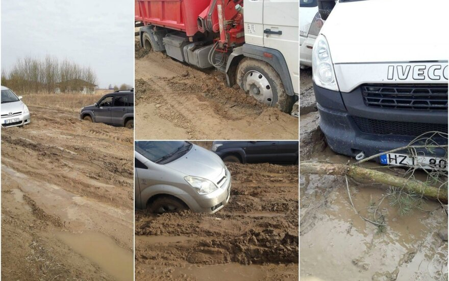 Neišvažiuojami keliai supykdė emigrantę: kaip gali norėti grįžti į tokią Lietuvą?