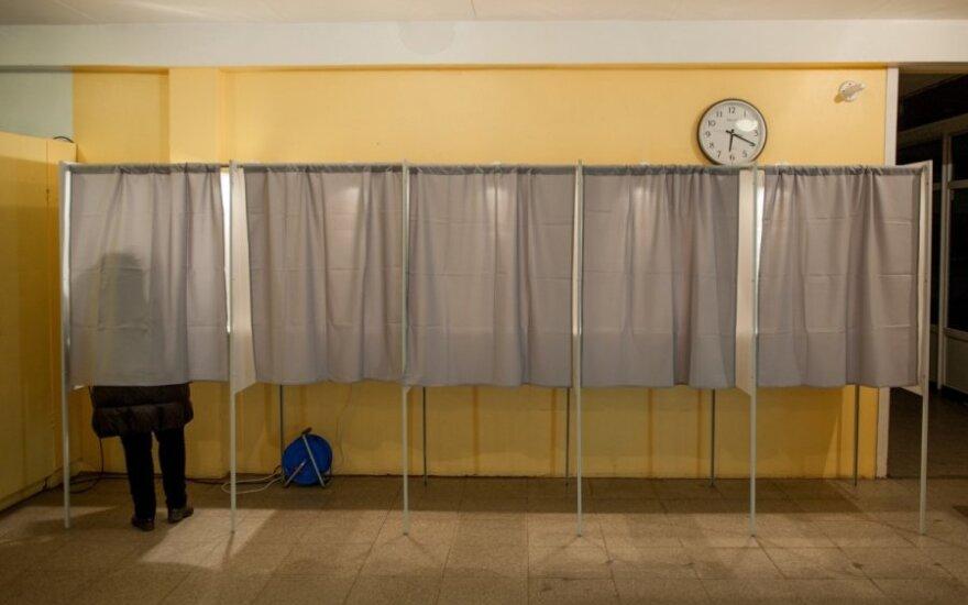 Užfiksuok! Pažeidimai 2015 m. merų rinkimuose
